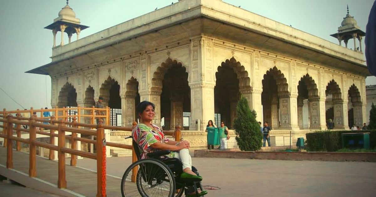 Businesswoman Makes India's Wonders Accessible For Those With Reduced Mobility