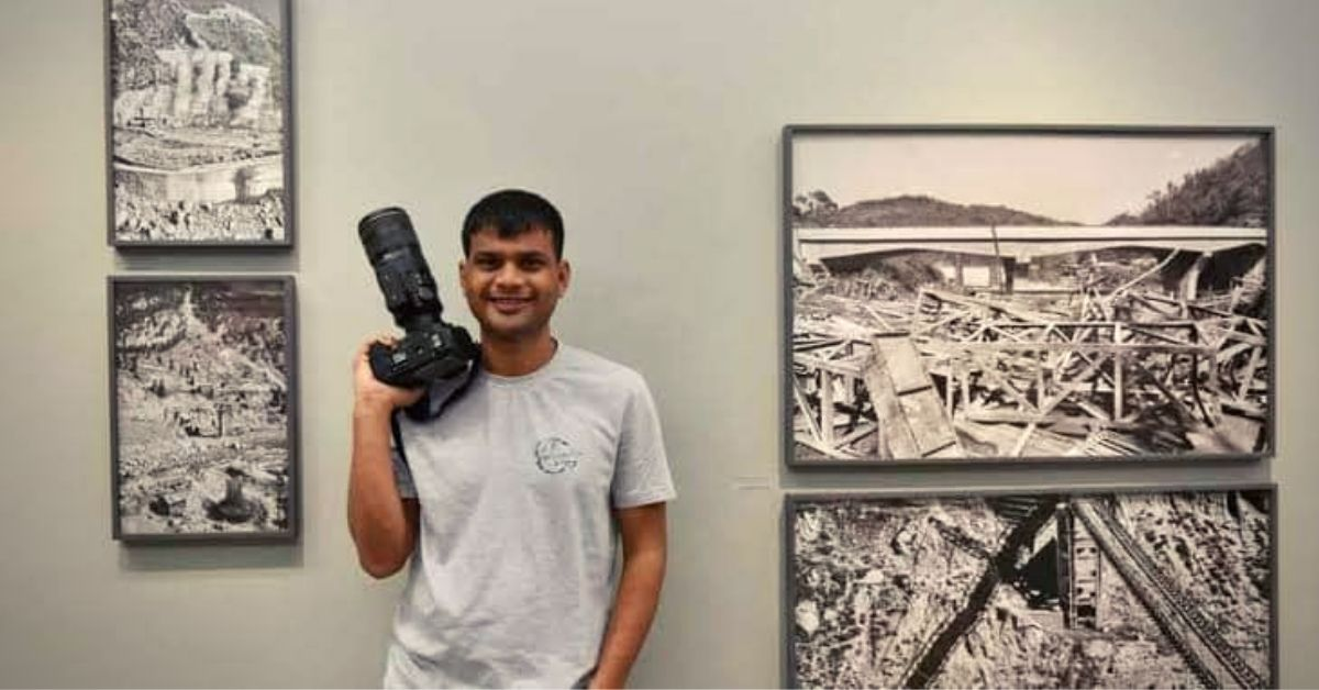 Ragpicker to Forbes List: How a Homeless Child Became an International Photographer