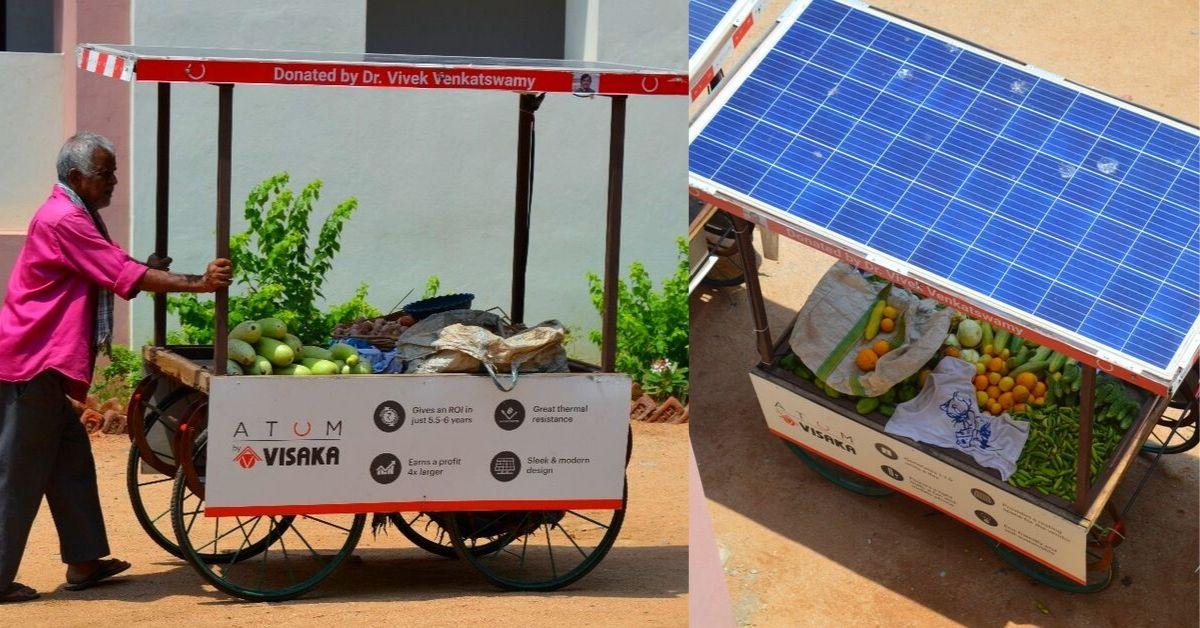 These Low-Cost Solar Roofs Can Be Used in Your Homes & In E-Carts For Vendors!