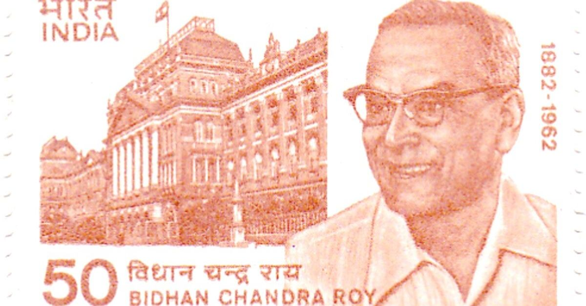 An Ode to India's Forgotten 'National Doctor' Who Won Respect Across the World