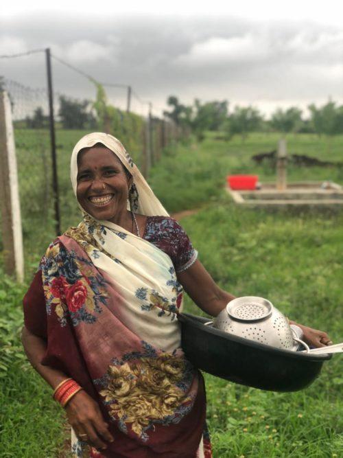 Delhi woman startup organic pickles the little farm Gurgaon madhya pradesh