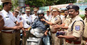 Hyderabad Traffic Police