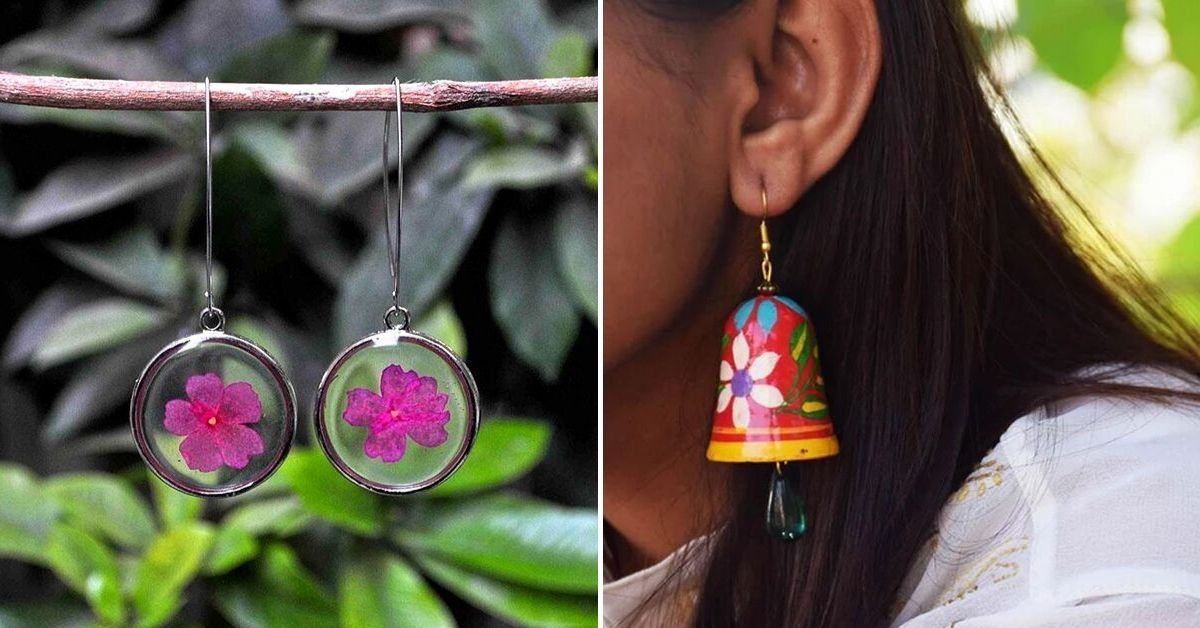6 Stunning & Sustainable Earrings That Will Make You Stand Out!