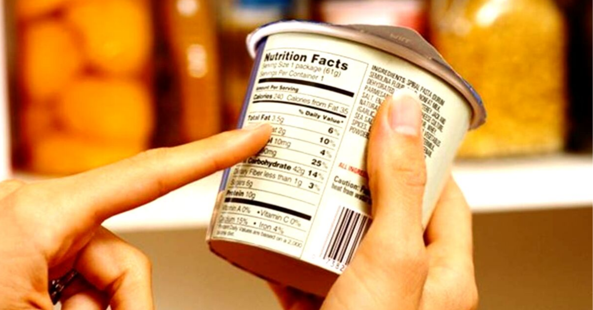 Buying Packaged Food? A Nutritionist Explains The Red Flags You Should Look For!