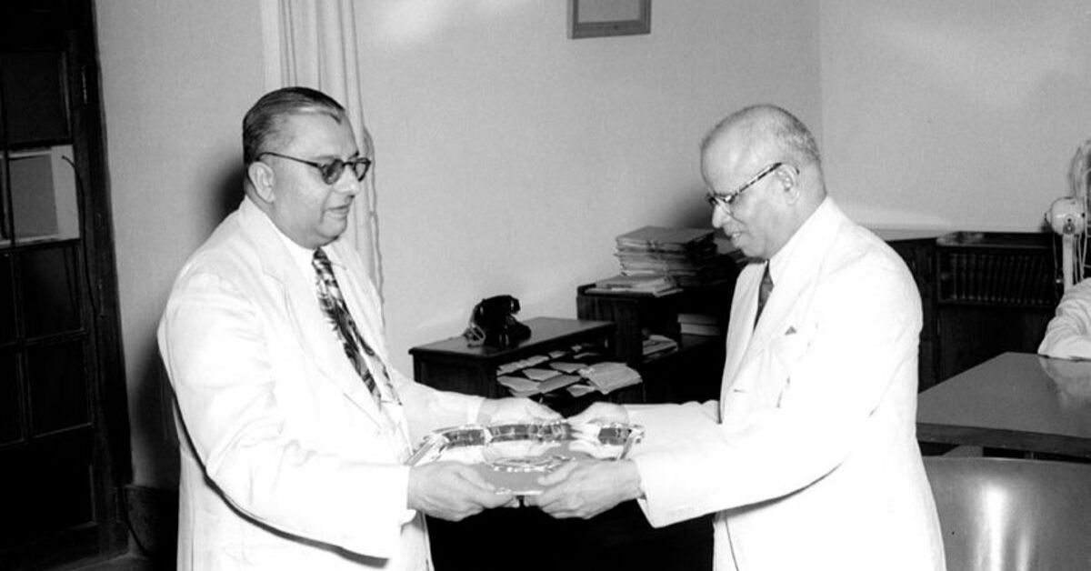 VP Menon, Sardar Patel's Right-Hand Man & Unsung Hero of India's Unification