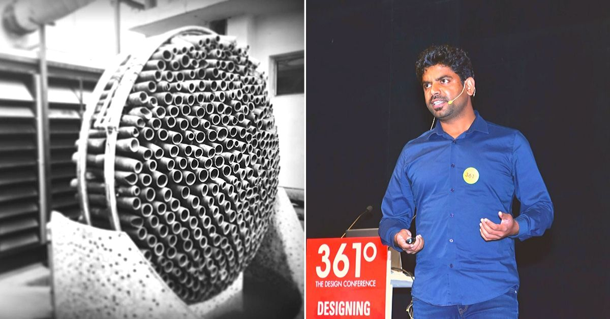 Inspired by Beehive, Delhi Architect Develops Affordable Terracotta Cooling System