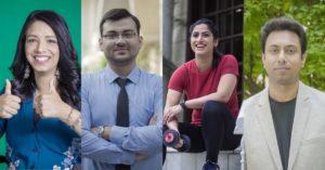 TikTok EduTok founders free English Lessons Education innovation india