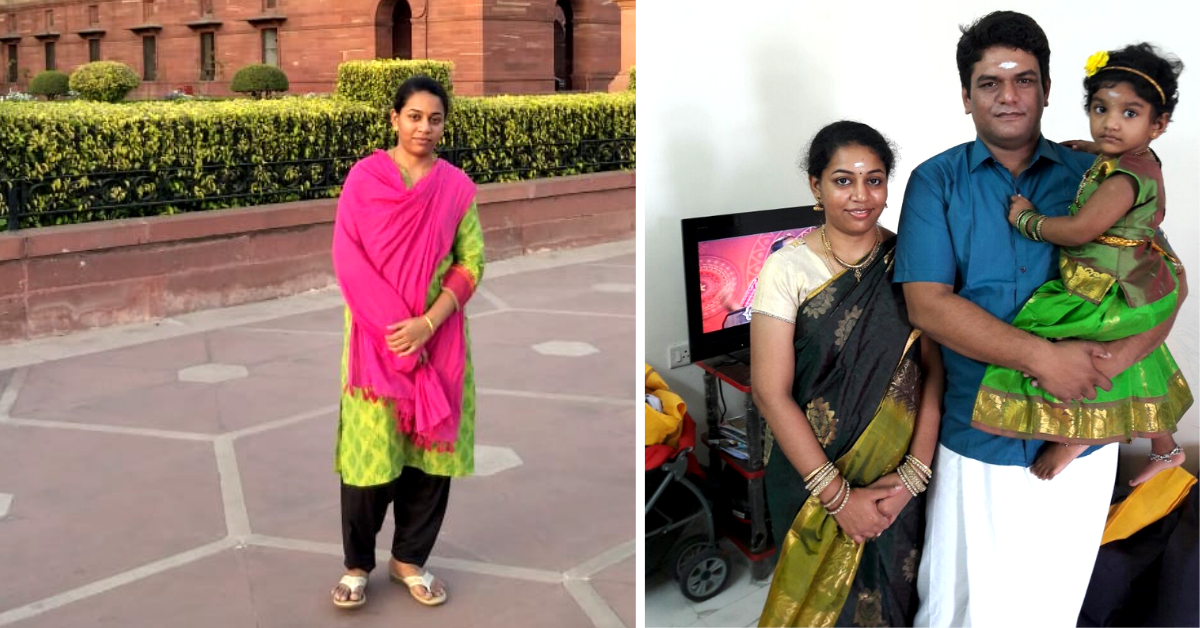 Here's How This Mom Juggled A Career & Her Home To Clear UPSC CSE!