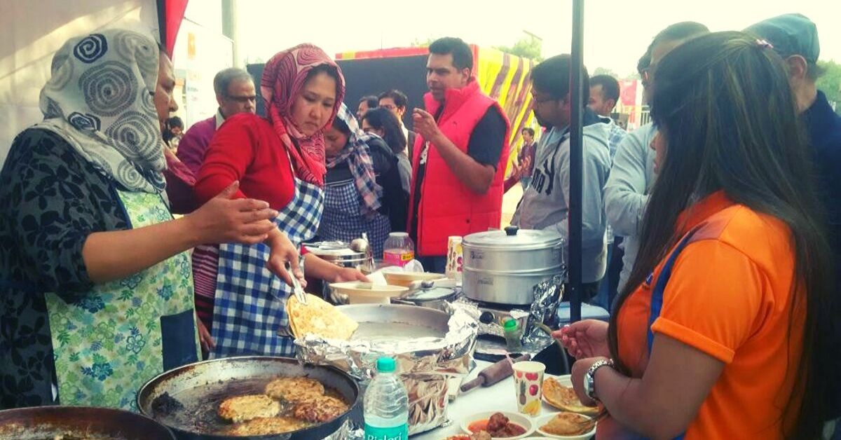 Meet the Afghan Refugee Women Running One of Delhi's Most Popular Catering Companies!