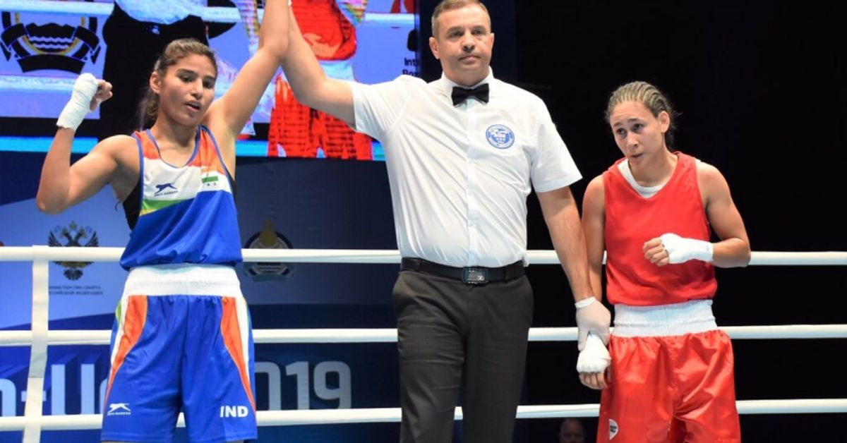 Rohtak to Russia: Punching All The Way Up, This Haryana Girl Won Silver for India