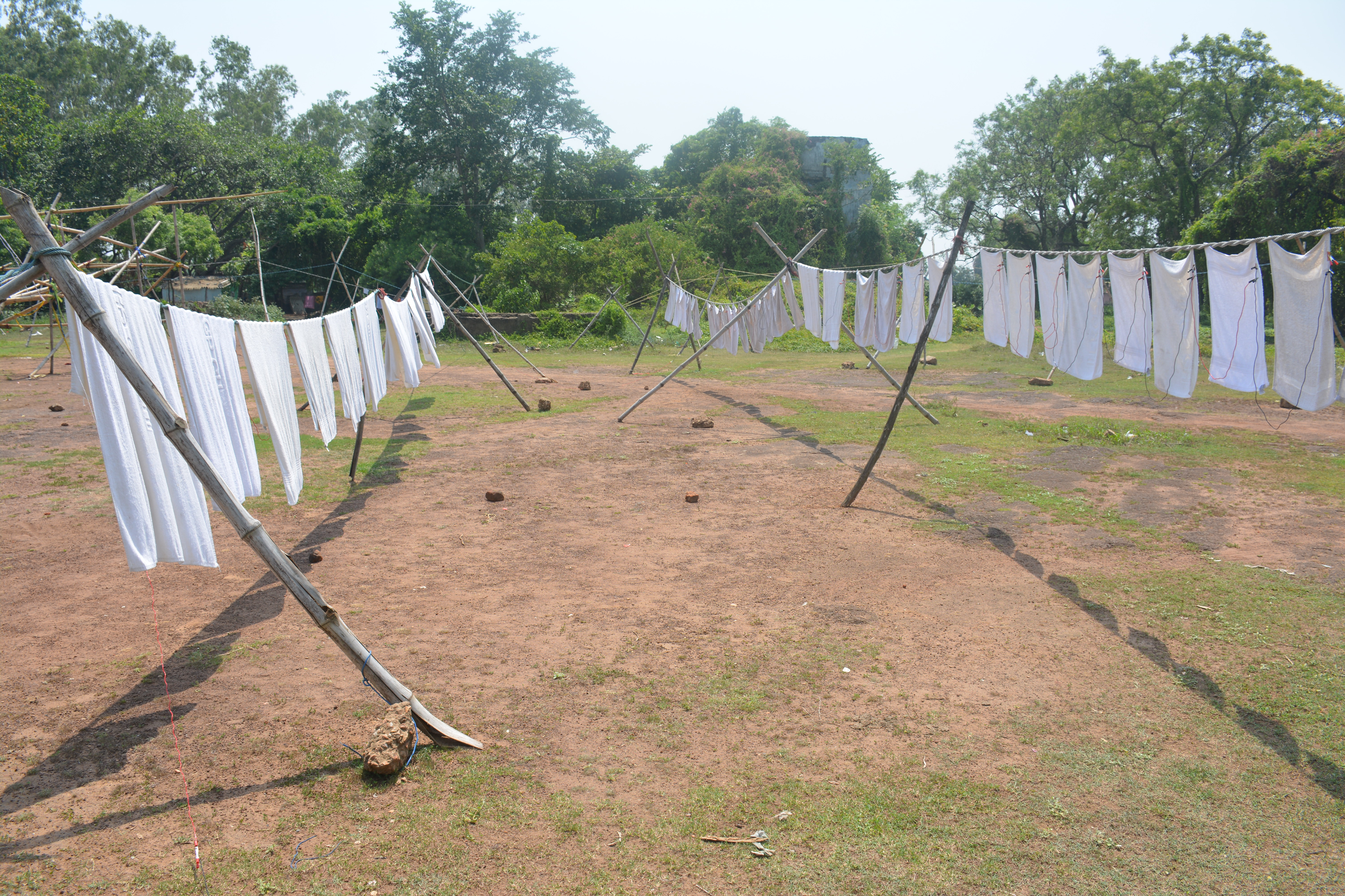 When the process of drying your clothes can become an opportunity to generate electricity. (Source: IIT-KGP)