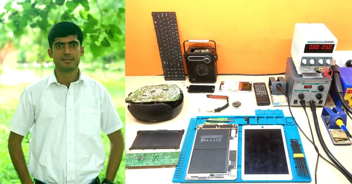 Costly Repairs Souring Your Gadgets? Bring Them To This Low-Cost 'Doctor' Instead