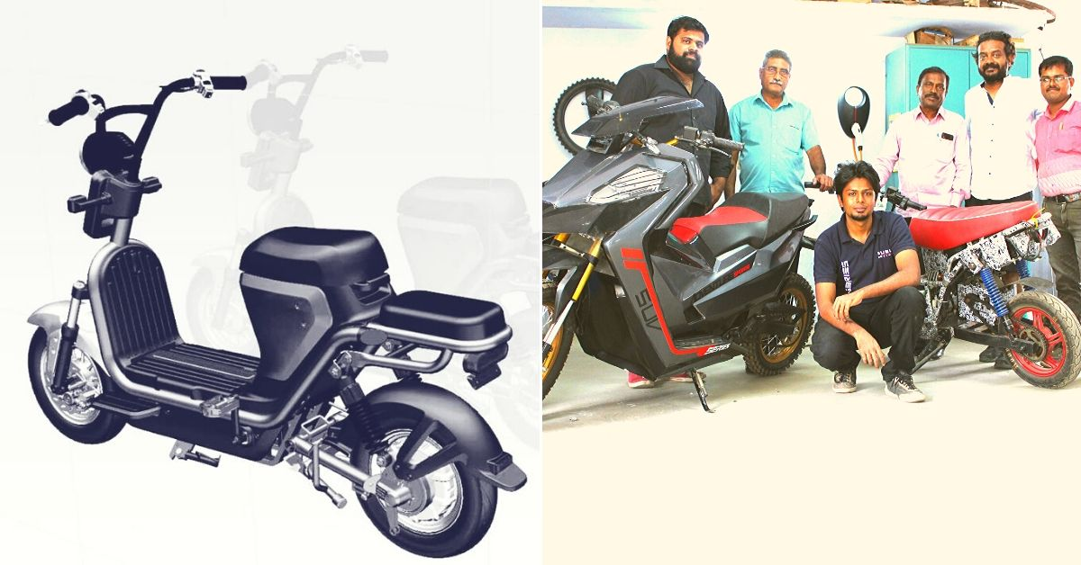 Battery Life of 80,000 Km: TN Startup's Electric Moped Has a Range of 180 Km!