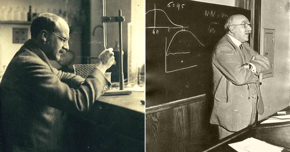 One of the World's Greatest Geneticists, He Gave Up British Citizenship for India