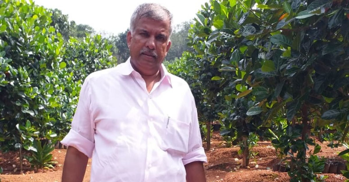 45-YO Kerala Farmer Conserves 6 Crore Litres of Water/Year, Revives 35 Wells!