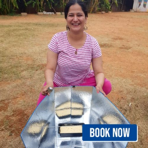 bengaluru solar cooking workshop
