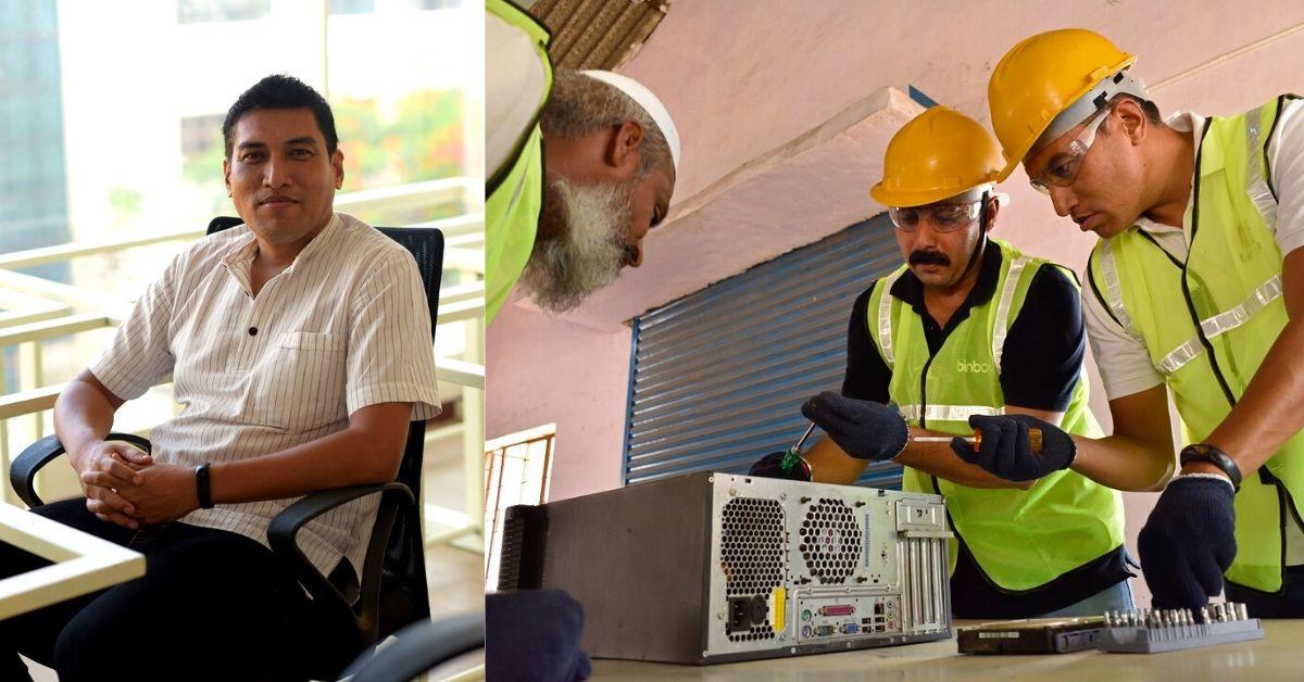 Bengaluru Startup Turns Company e-Waste into Profits, Processes over 500 tonnes!