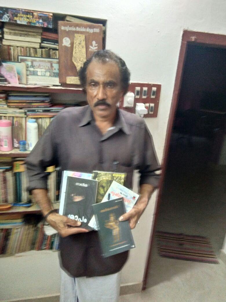 daily labourer writer