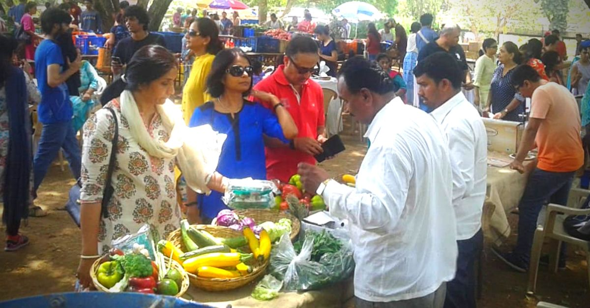 No Middlemen, High Profits: Nashik Farmers Set Up Organic Markets In Mumbai!