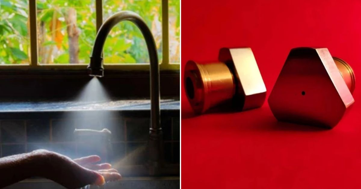 This Device Attaches to Your Taps in Mins & Saves 95% of Water, for Just Rs 700!