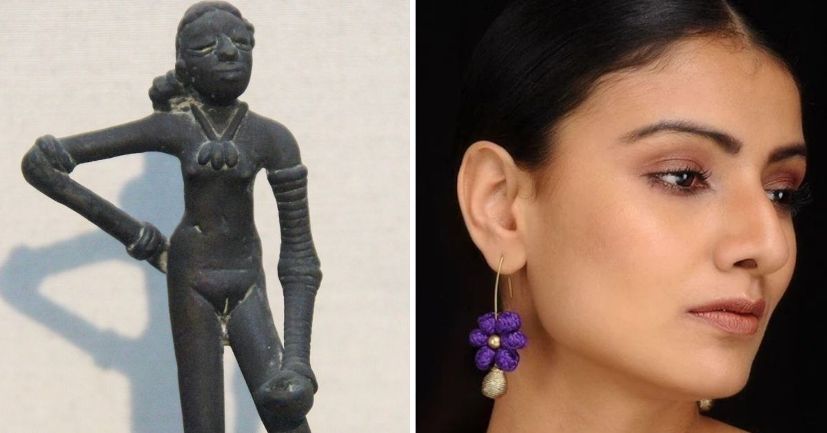 From the Harappan Girl to You, Own Art That Has Been in Fashion for 4000 Years!