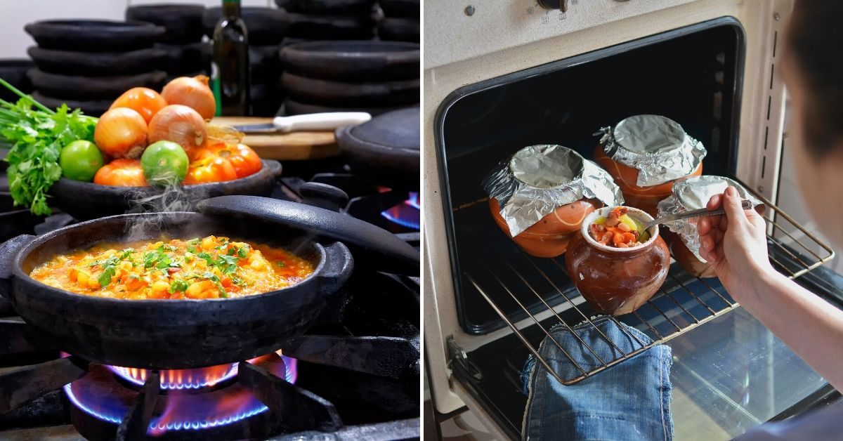 Want to Cook Healthier? Switch Out Your Stainless Steel For Clay Pots