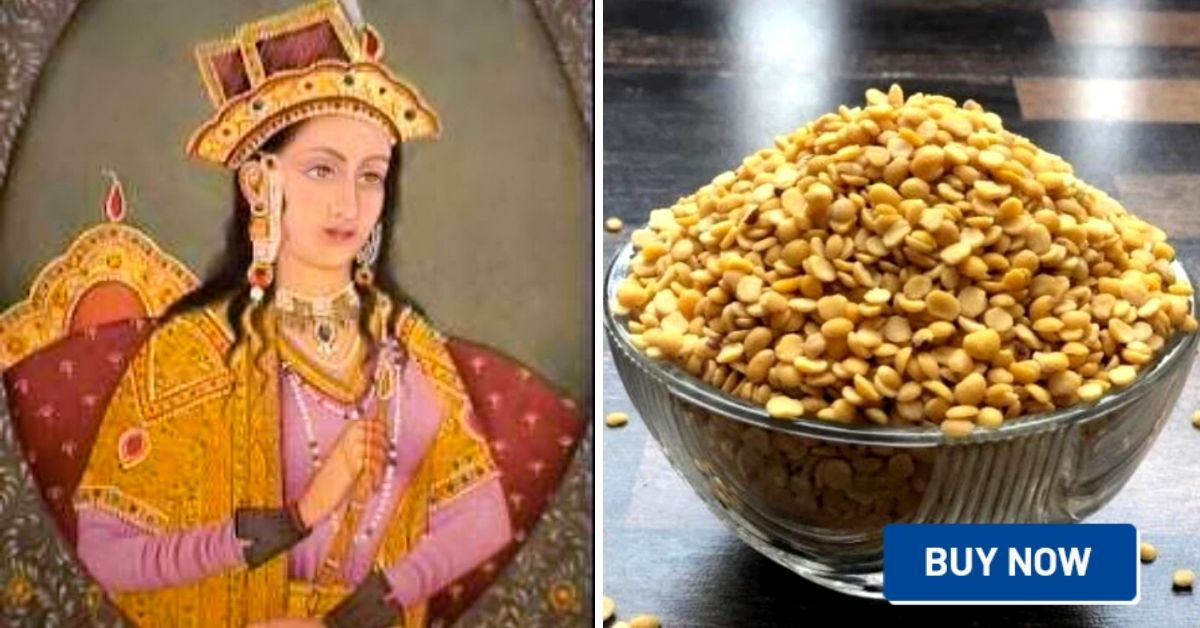 toor dal history