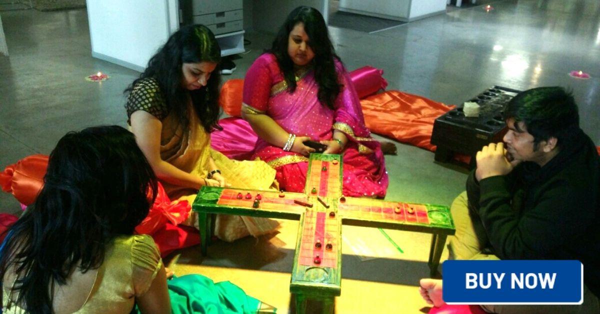 Bengaluru traditional board games