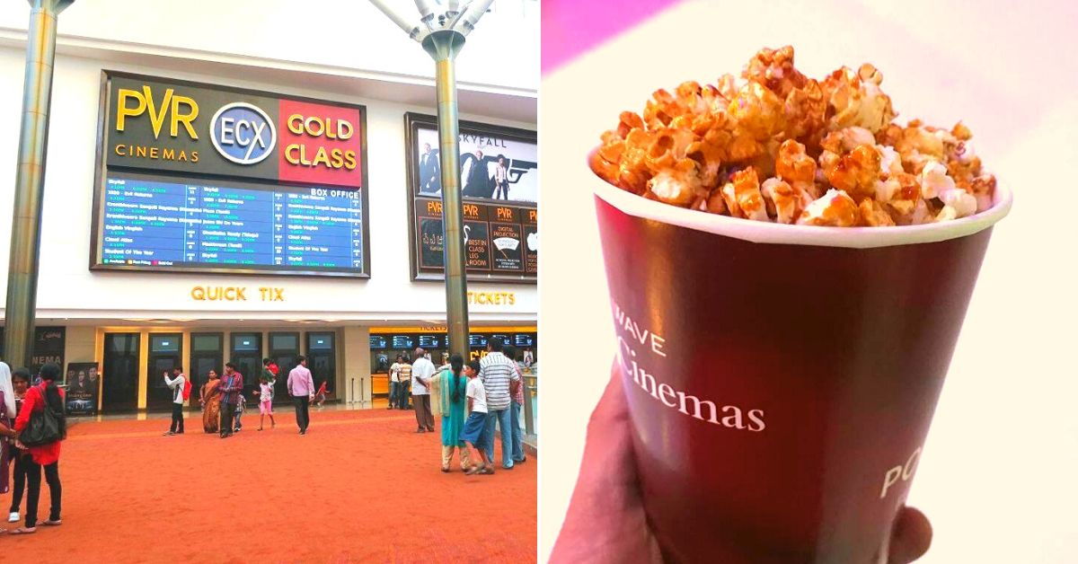 Can Movie-Goers Carry Own Water, Food? What an RTI Query Found Out