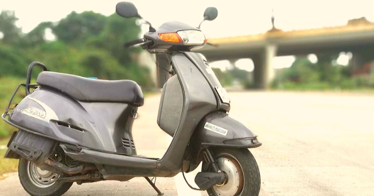Bengaluru Startup Will Soon Convert Your Petrol Scooter to Electric Hybrids!
