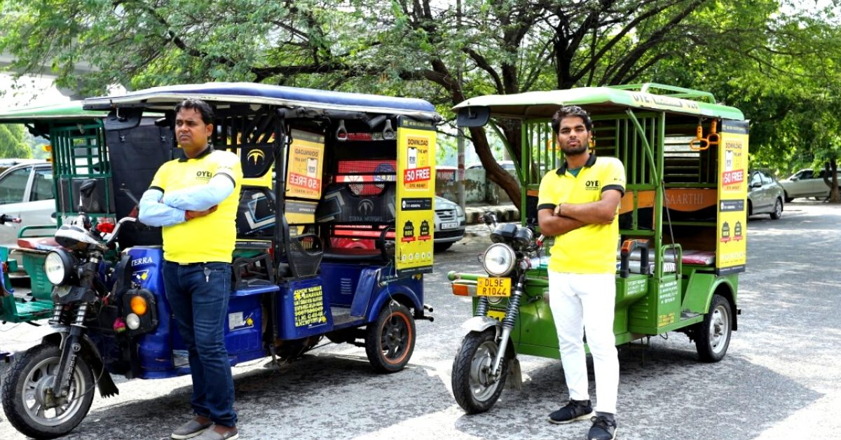 This E-Rickshaw Startup Is Making Life 'Green' for 1000+ Drivers, 400K Customers