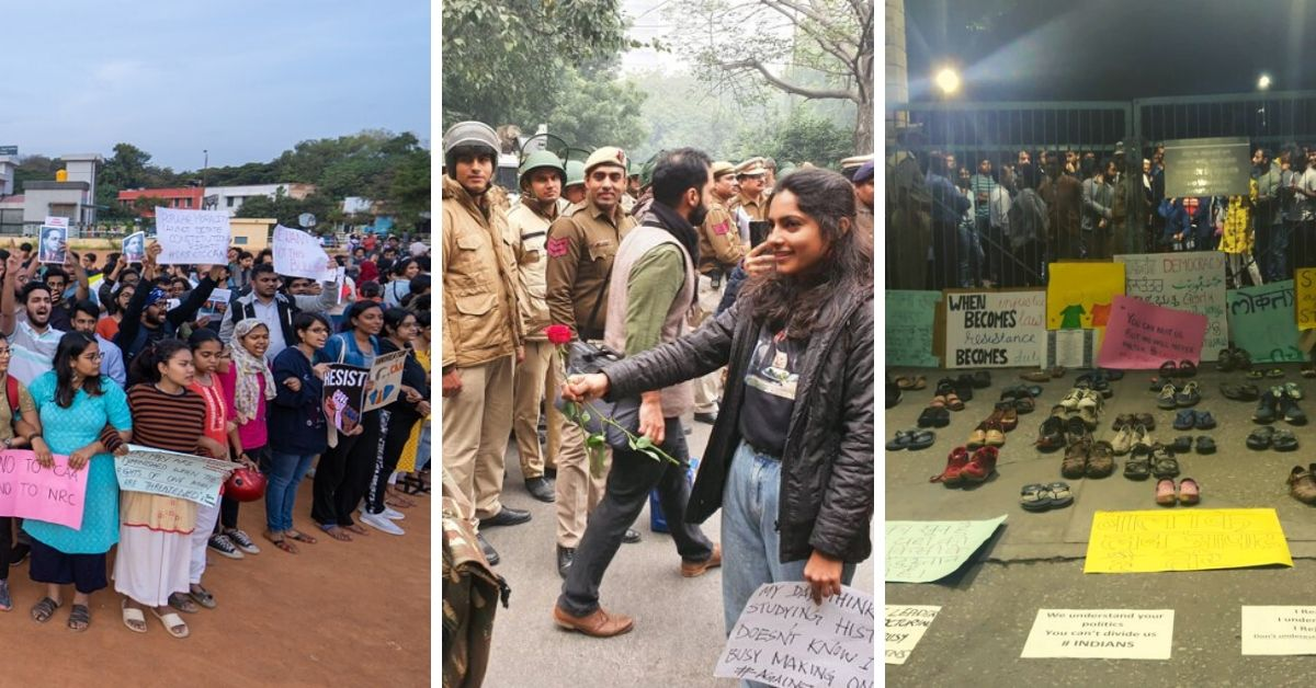 10 Times Real & Compassionate India Shone Through in the Midst of CAA Protests