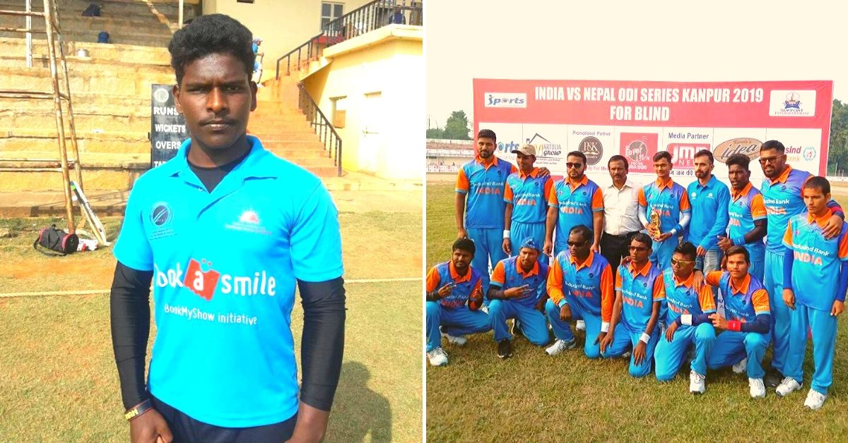Born Into Poverty, Lost His Sight at 7: India's Blind Cricket Captain is All About Guts & Talent