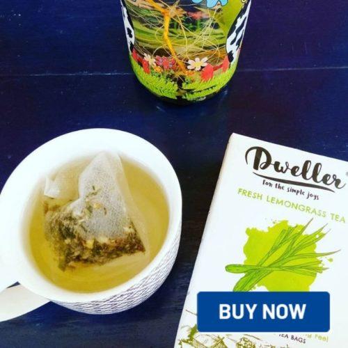 winter season green tea