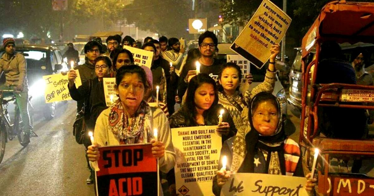 How To Provide Emergency Medical Care In Case of an Acid Attack: The Do's & Don'ts