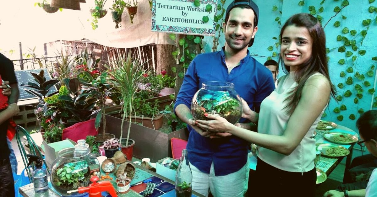 Mumbai, Build a Magical Terrarium and Take It Home with You in Just 4 Hours!