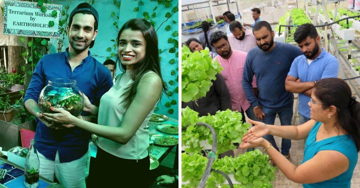 Weekend Diary: Build terrariums, grow organic food in Bengaluru, Delhi & Mumbai