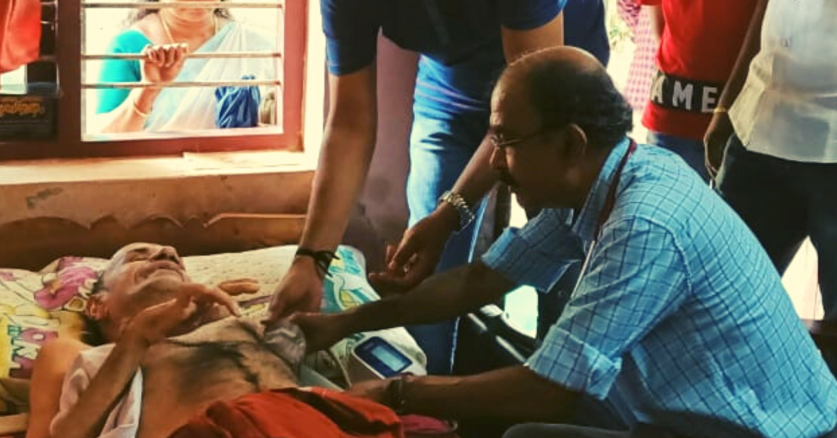 Beds to Homes, Kerala Doctor Has Been Providing Free Palliative Care for 16 Years