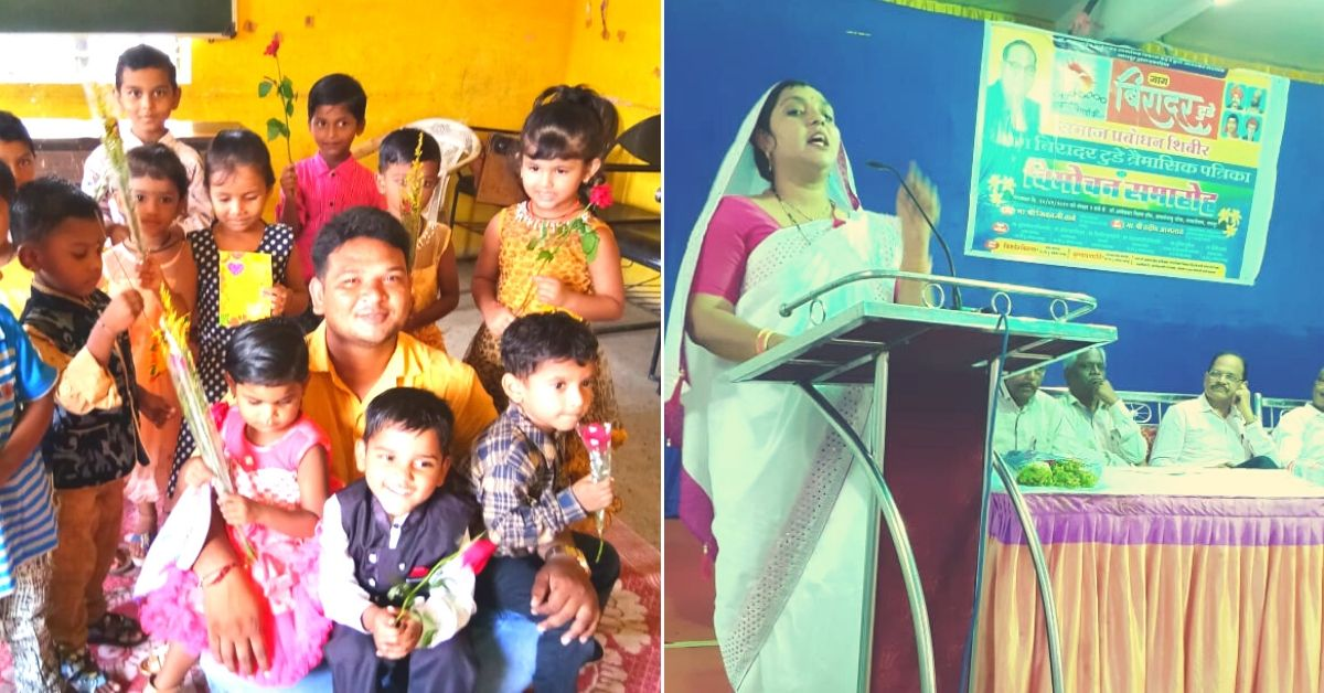Once Manual Scavengers, Nagpur Couple Now Create Better Lives For Others Like Them