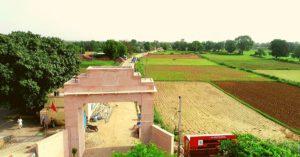Rajasthan first smart village dhanora inspiring Adarsh gram india jov30