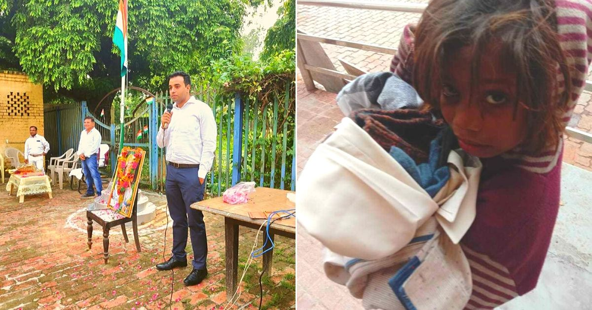 Free Warm Clothes For Passengers in General: Railway Officer Starts Initiative in 50+ Stations