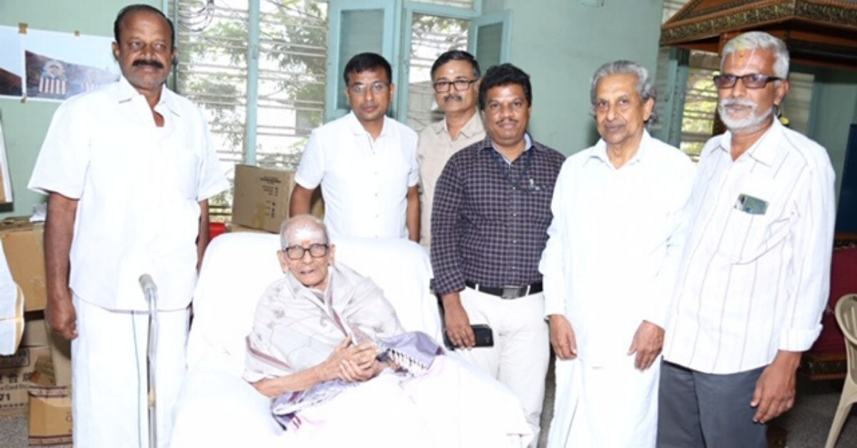 Last Living Member of The First Lok Sabha, This 100-YO Helped Draft The Constitution