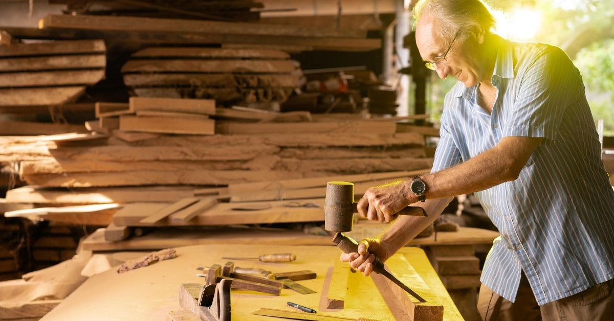 Want The Perfect Weekend? 3 Days in Auroville With a Master Carpenter Is Just That!
