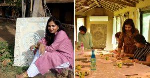 Bengaluru chalk paint workshop