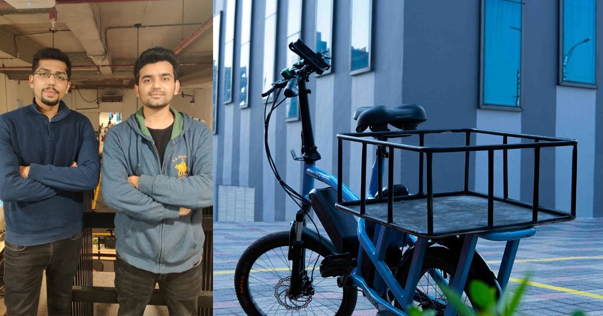 Cycle Your Last Mile: New E-Bike Can Carry 80 Kgs, Travel 120 KM on One Charge!
