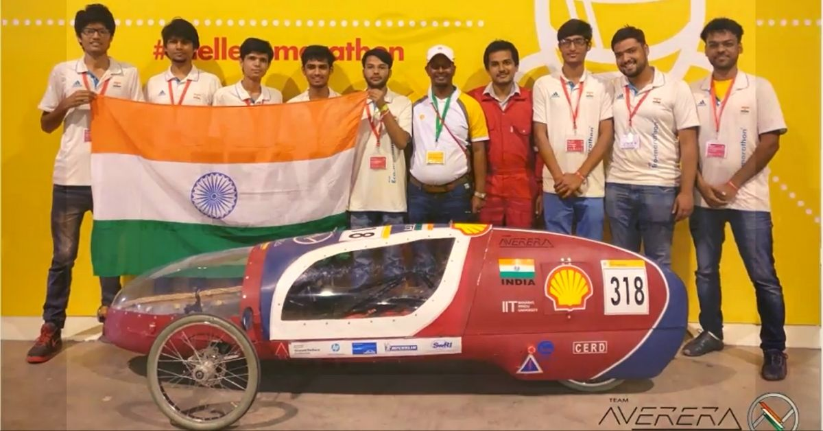 Going 349 km in a Charge, IITians' E-Car Was Named 'India's Most Fuel-Efficient'