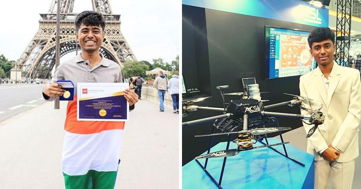 Mom Sells Jewellery for Flight, Son Makes India Proud by Bagging Gold In Japan
