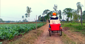 punjab organic farmer on wheelchair inspiring specially abled india jov30
