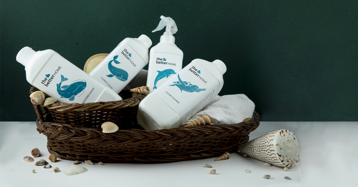 The Better India Launches India's First Subscription Kits of Range of Non-Toxic, Home Cleaners