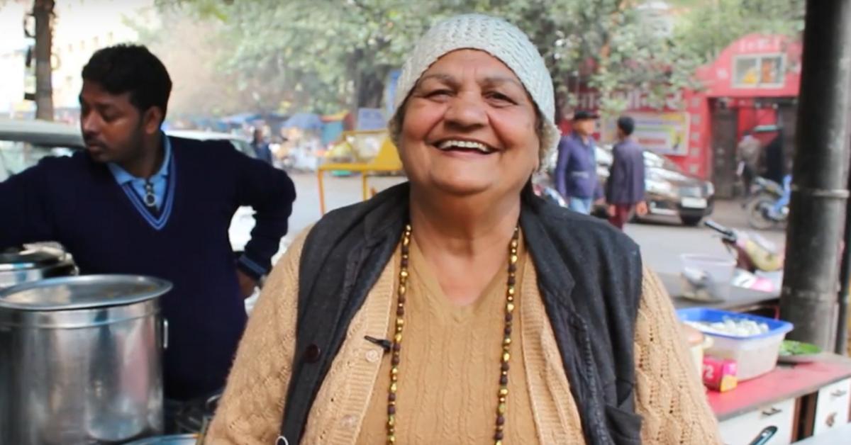 'Jab Tak Hai Jaan, Karte Rahe Kaam': Meet Delhi's 65-Year-Old 'Parathe Wali Aunty'